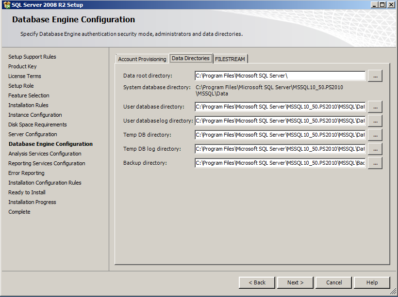sql_server_2008_r2_database_engine_configuration_directories