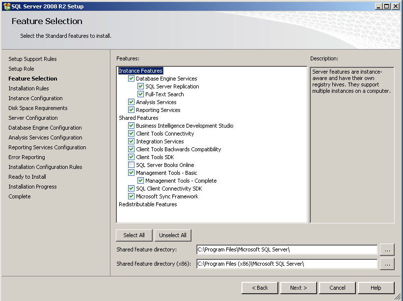 sql_server_2008_r2_feature_selection
