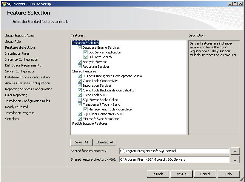 sql_server_2008_r2_feature_selection
