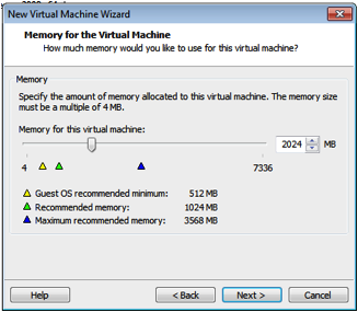 VMWare New Machine Memory Configuration.png